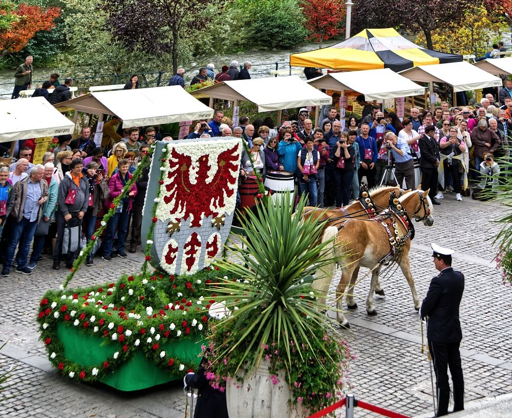 The Merano Grape Festival: Harvesting A Hearty Good Time in South Tyrol 39