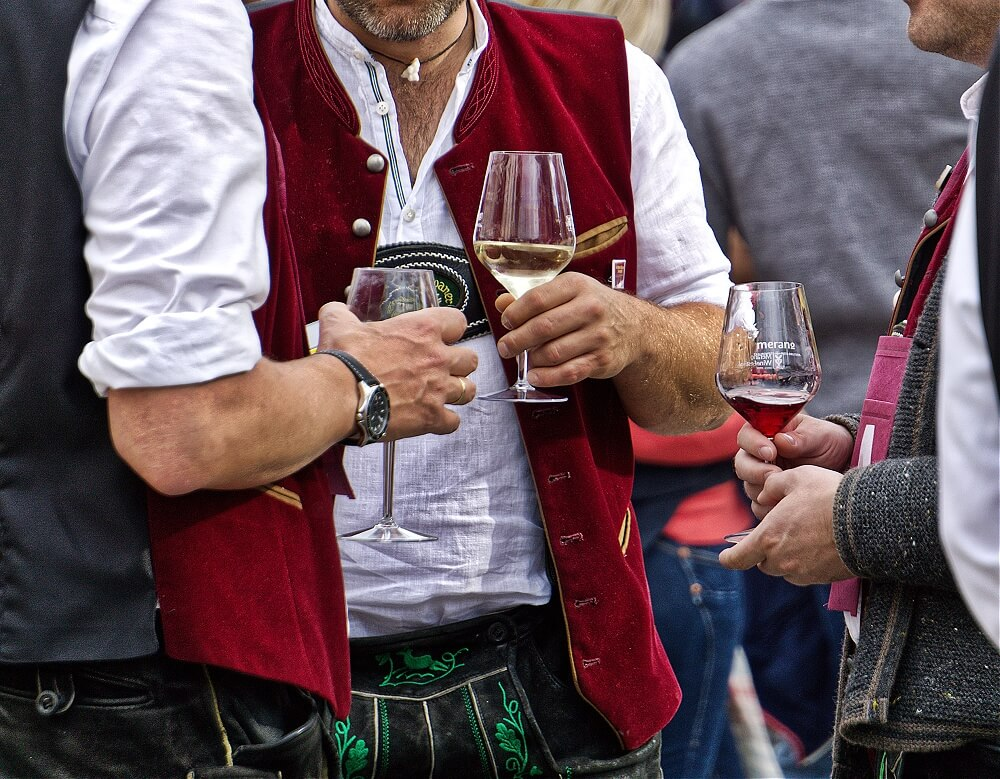 The Merano Grape Festival: Harvesting A Hearty Good Time in South Tyrol 19