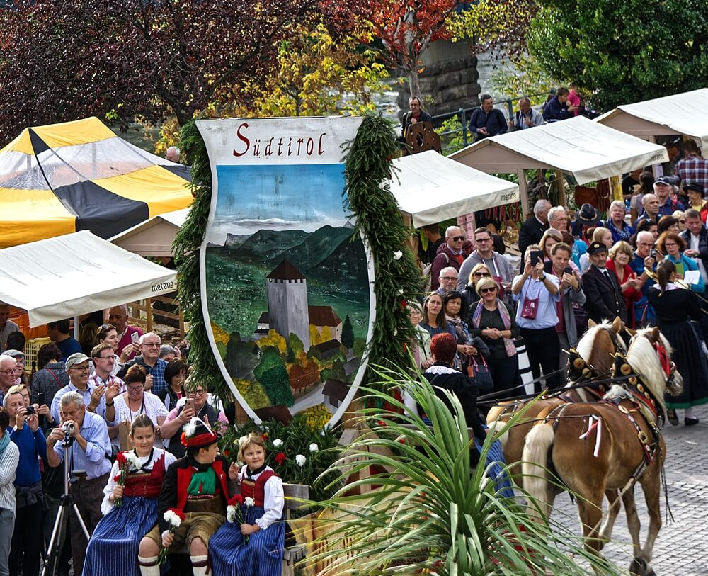 The Merano Grape Festival: Harvesting A Hearty Good Time in South Tyrol 55