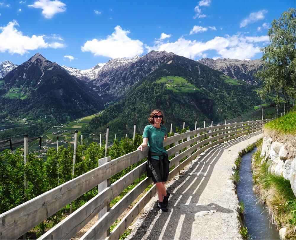 South Tyrol Waalweg