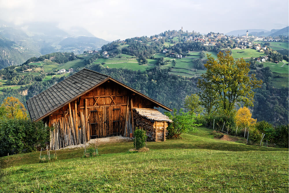 South Tyrol Barn