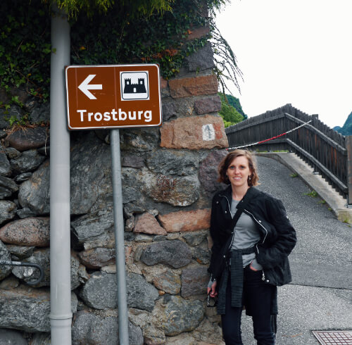 A Mountain Enthroned: Trekking to Trostburg Castle 12