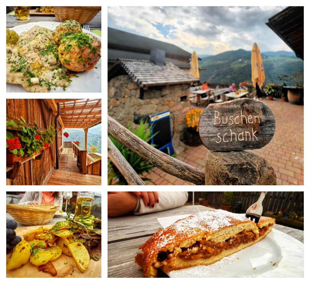 The Oachner Höfeweg: A Rambling Foothill Adventure in the Dolomites 69