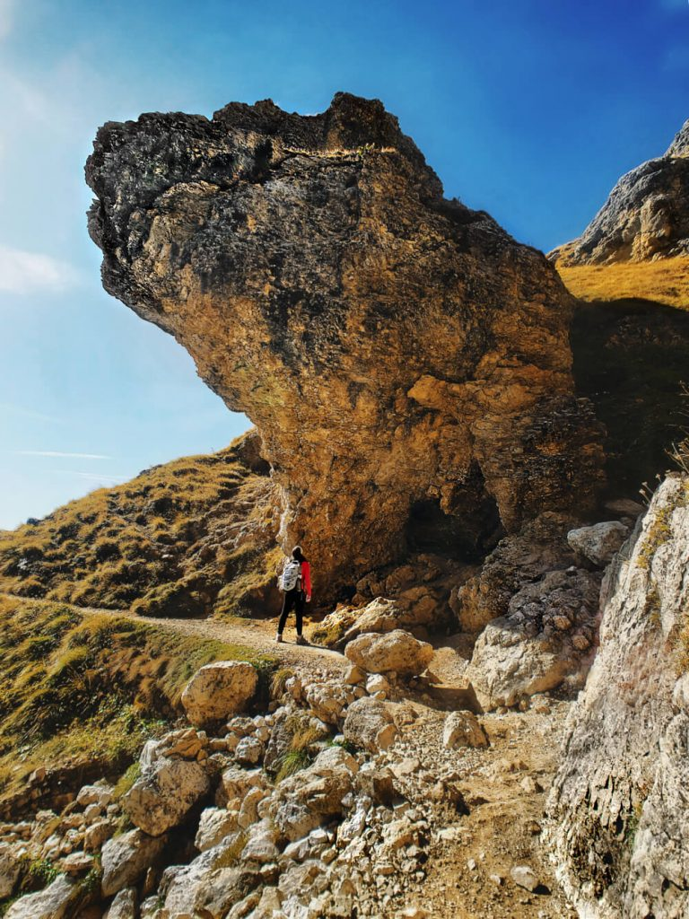 Hiking Sassolungo: The Wildest Peaks in the Dolomites 57