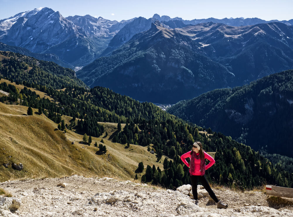 Hiking Sassolungo: The Wildest Peaks in the Dolomites 51