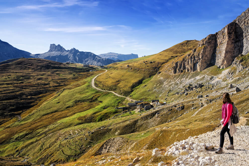 Hiking Sassolungo: The Wildest Peaks in the Dolomites 43