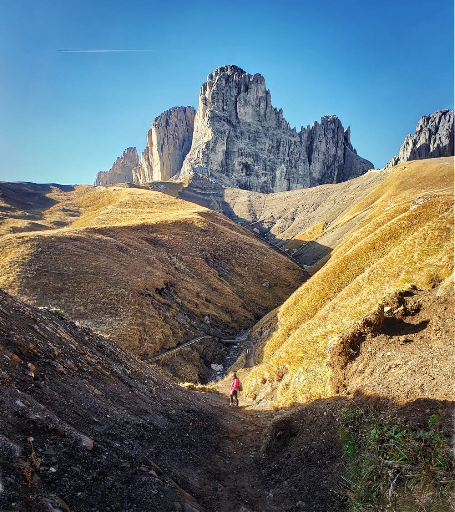 Hiking Sassolungo: The Wildest Peaks in the Dolomites 29