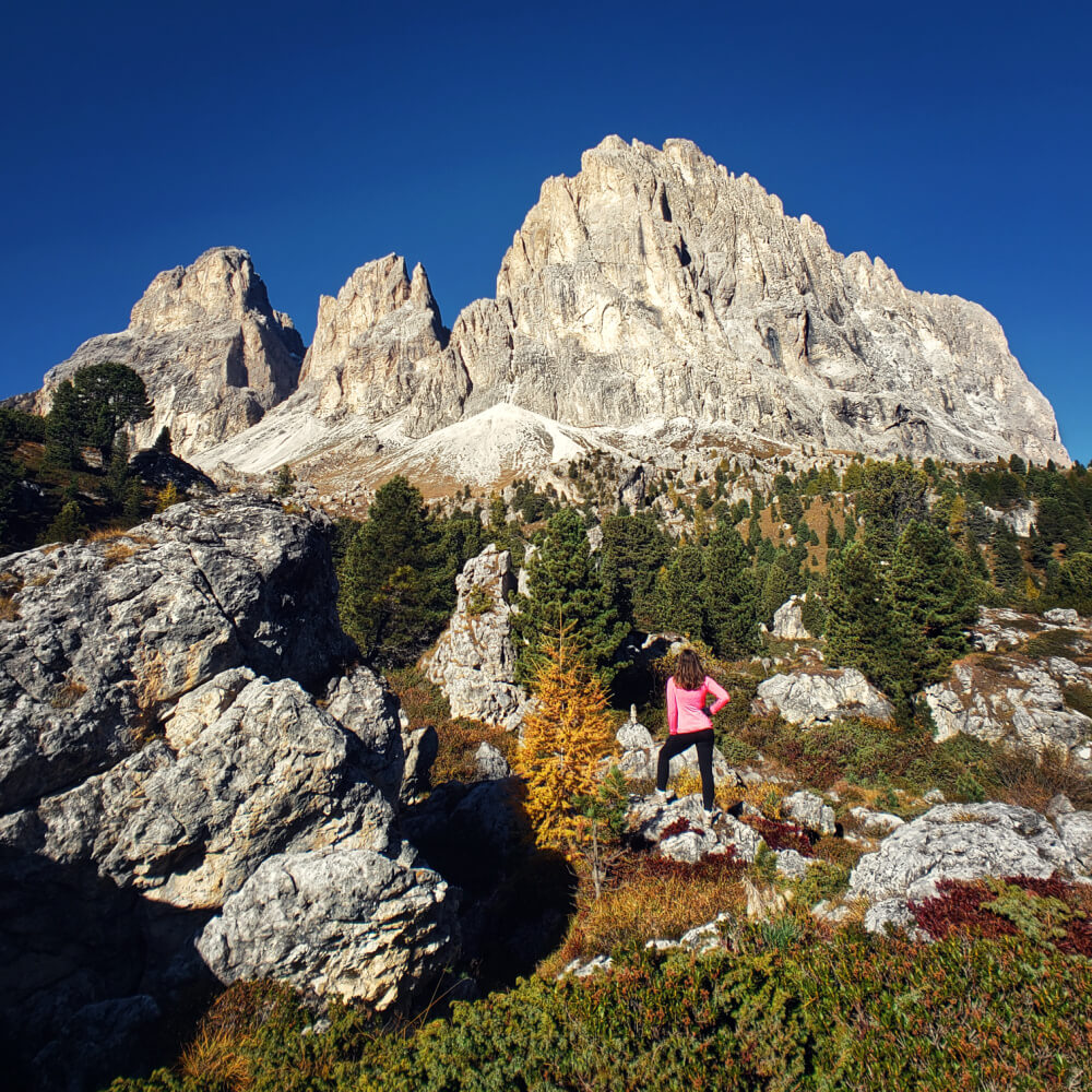Hiking Sassolungo: The Wildest Peaks in the Dolomites 20