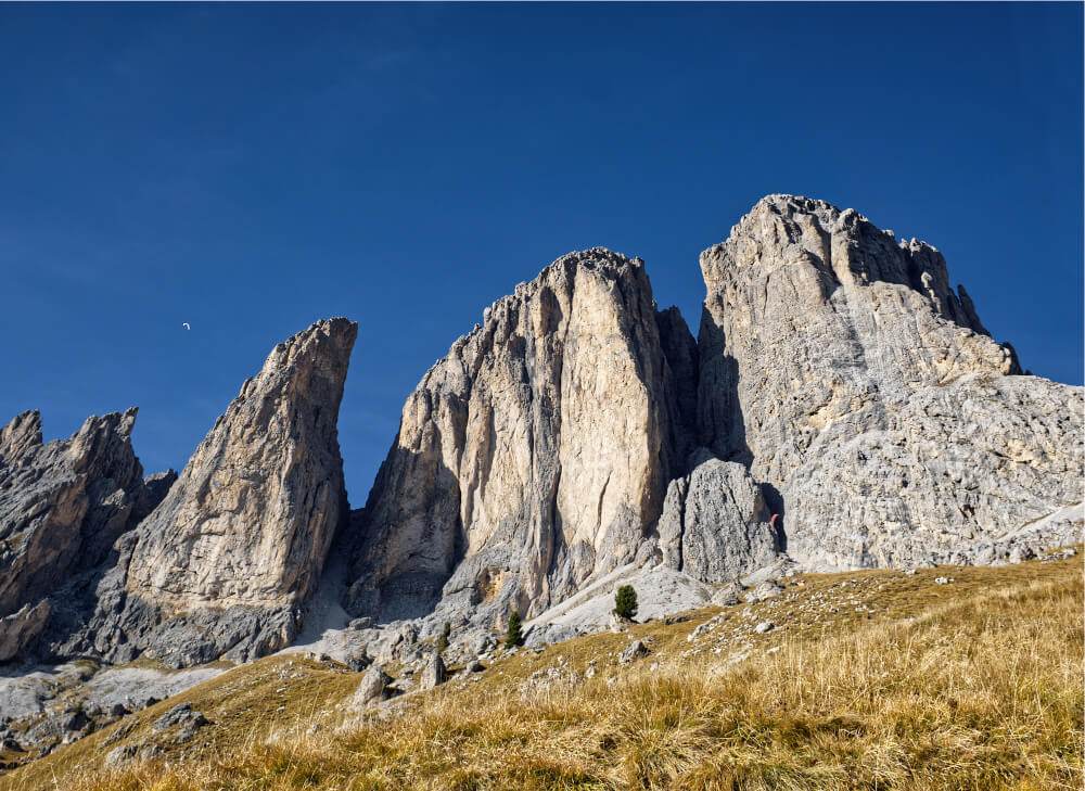 Hiking Sassolungo: The Wildest Peaks in the Dolomites 41