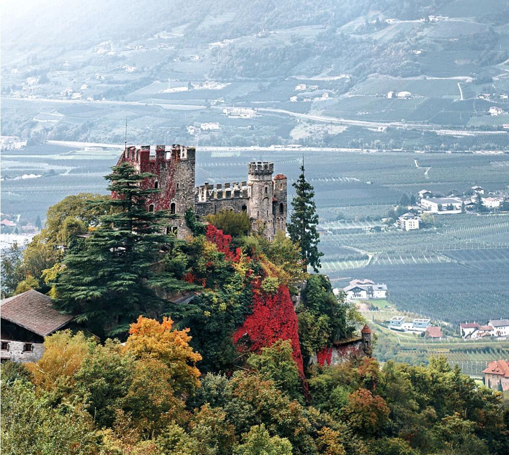 Brunnenburg Castle: Enchantment Set in Stone 47