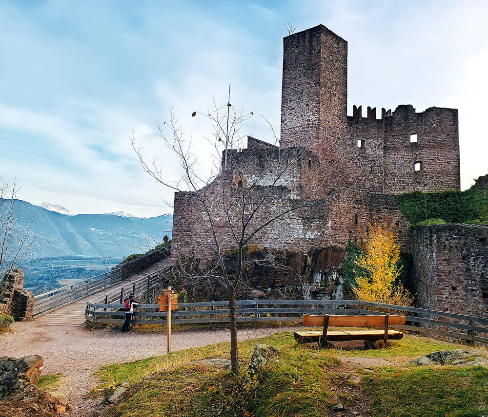 Hocheppan Castle South Tyrol