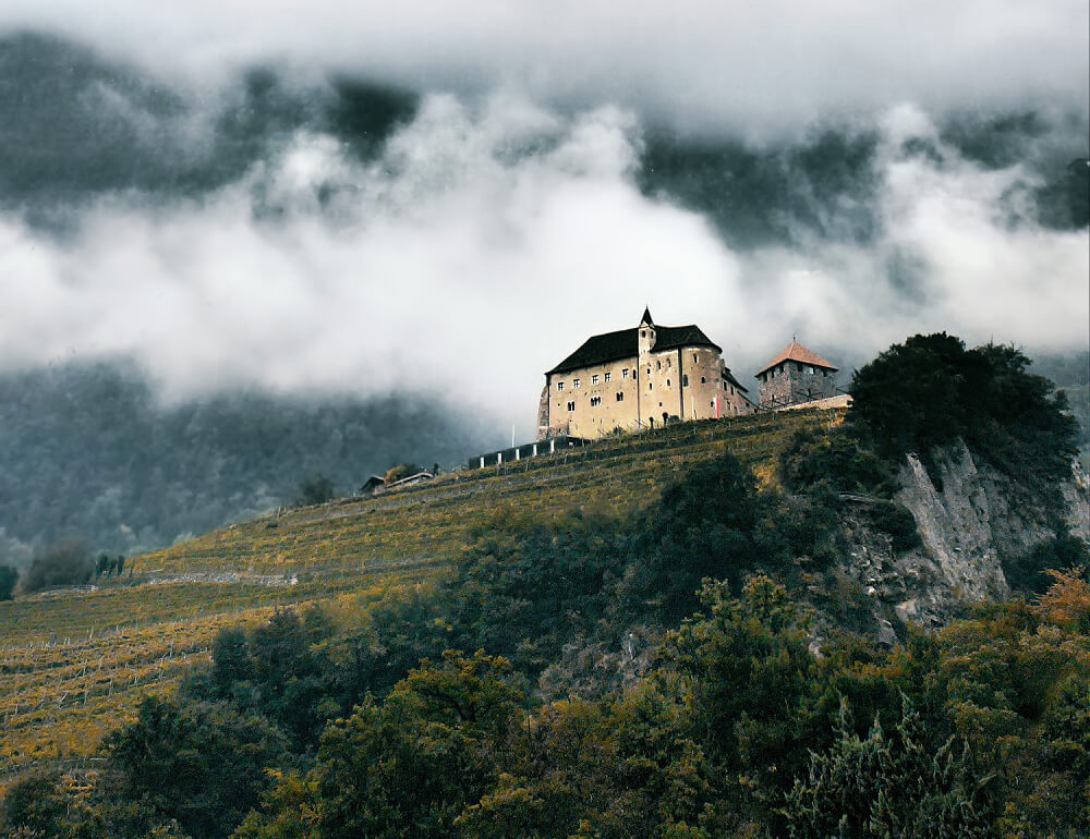 Castle Tirol: Ancient Might of the Alps 13