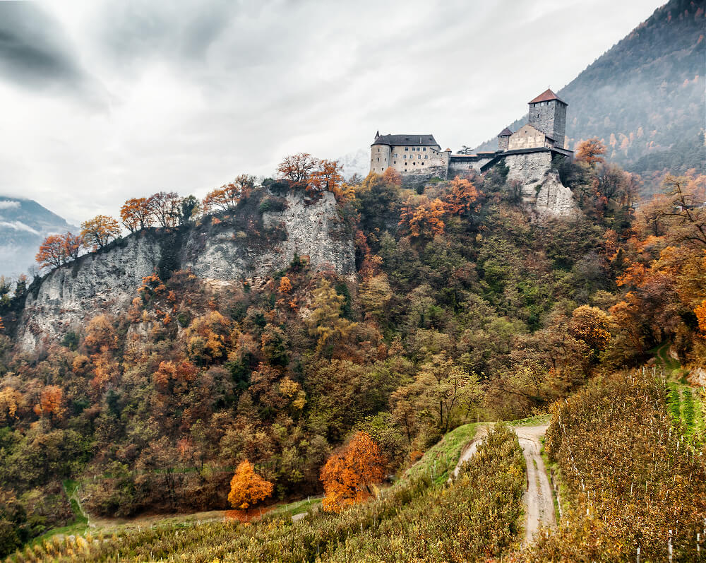 Castle Tirol: Ancient Might of the Alps 2