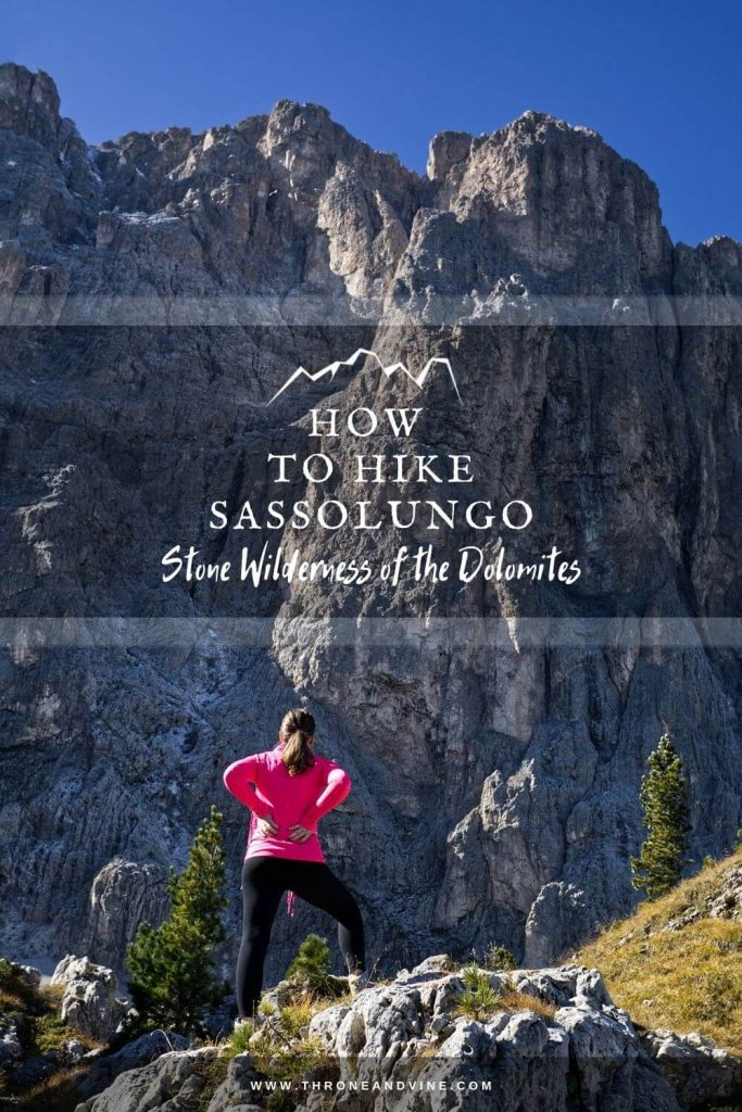 Hiking Sassolungo: The Wildest Peaks in the Dolomites 59