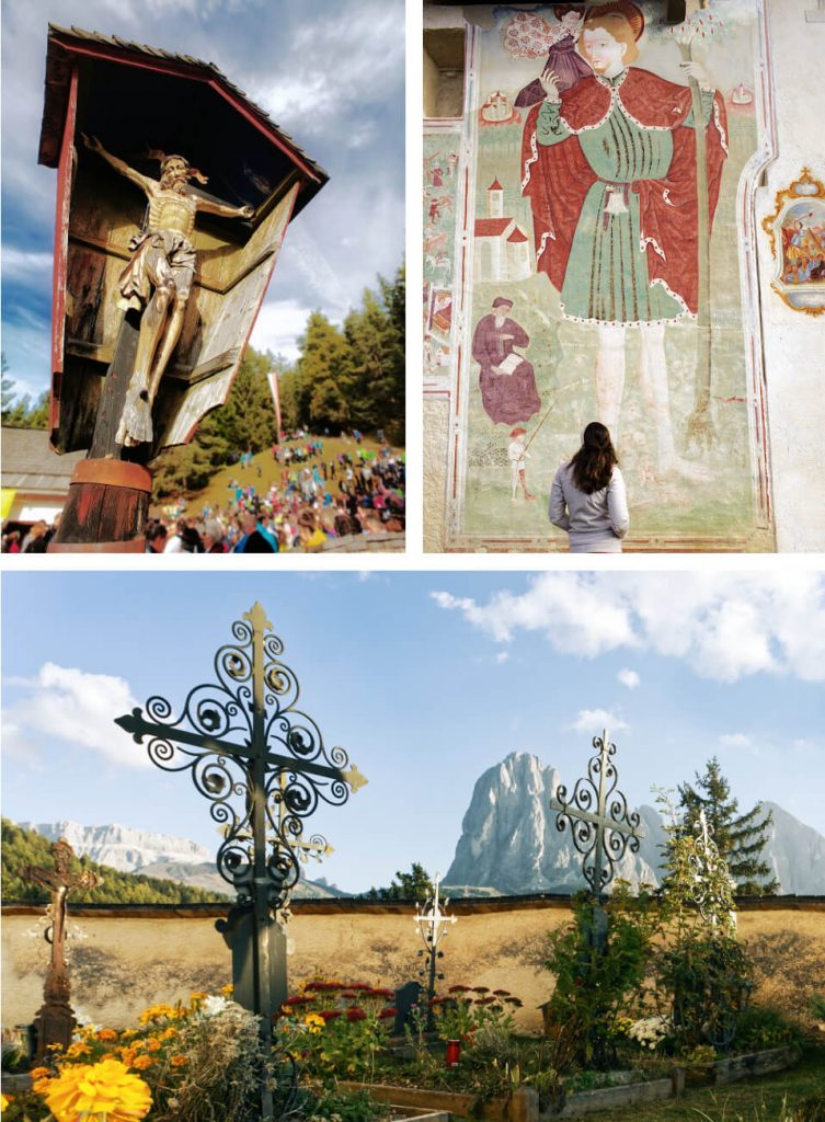 Lantern of Val Gardena: Hiking to the Church of St. Jakob 6