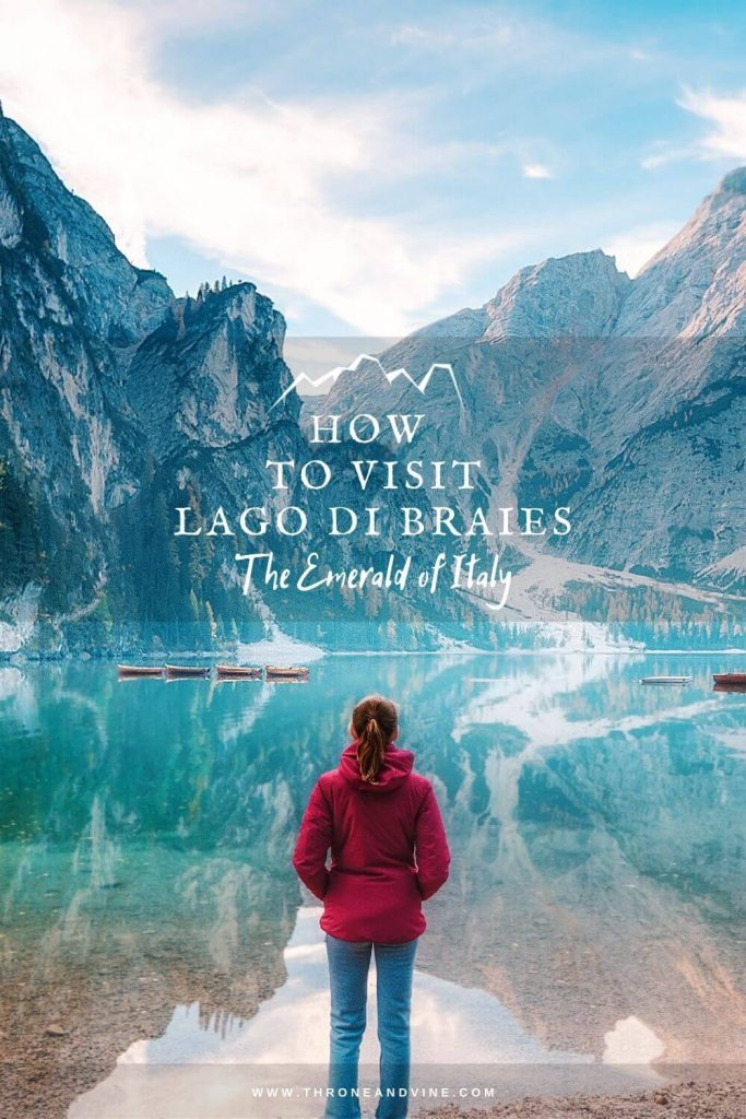 Lago di Braies (Without the Crowds): Your Guide to the Emerald of Italy 13