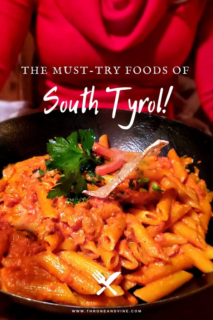 Savor the Mountain: 10 Must-Try Foods in South Tyrol 13