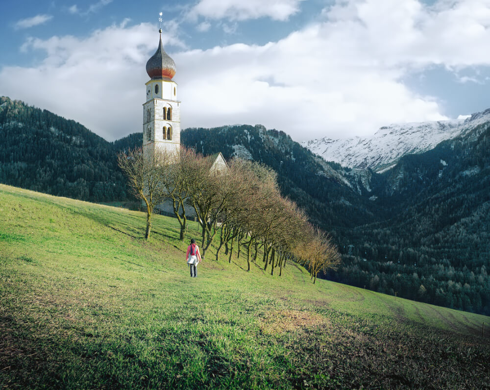 St. Valentin Chapel: A Must-See Gem of the Dolomites 2