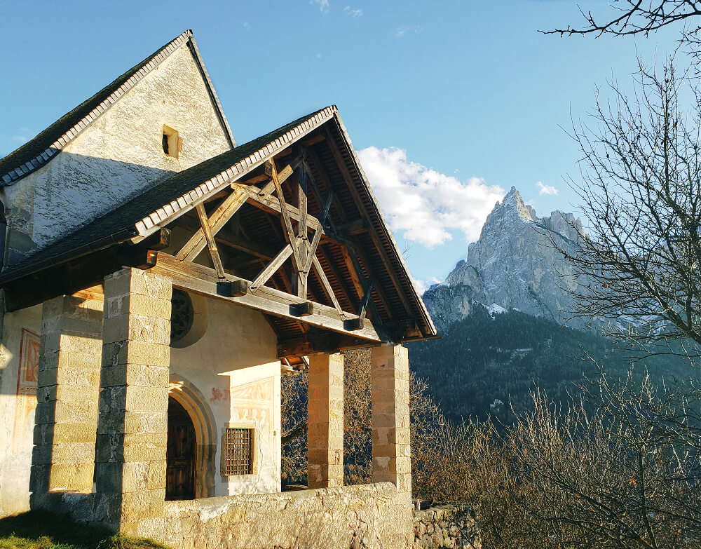 St. Valentin Chapel: A Must-See Gem of the Dolomites 8