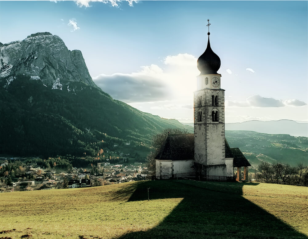 St. Valentin Chapel: A Must-See Gem of the Dolomites 11