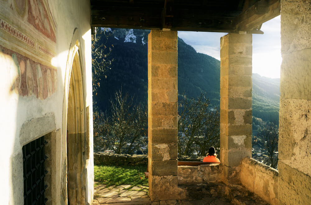 St. Valentin Chapel: A Must-See Gem of the Dolomites 9